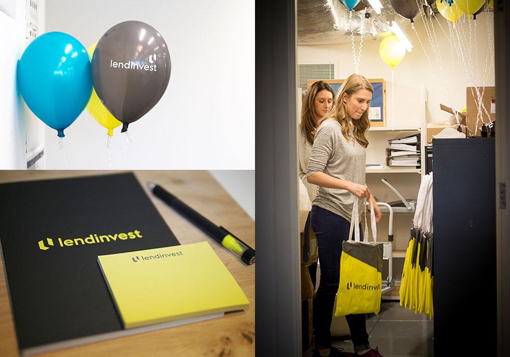 LendInvest Merchandise