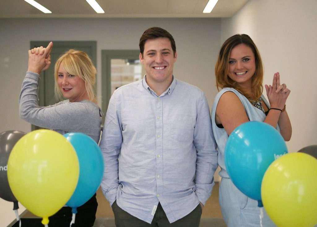 Meet The Team- Client Services