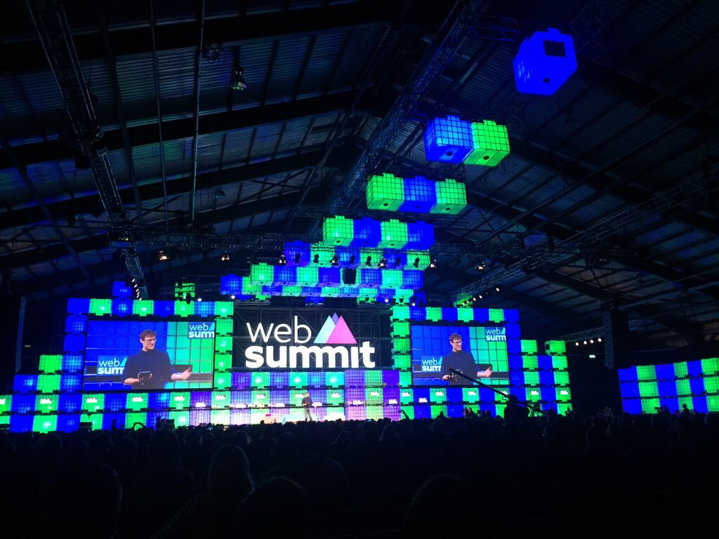 PropTech at Web Summit Dublin 2015