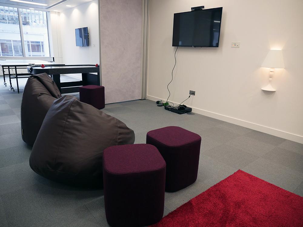 Games Room - LendInvest
