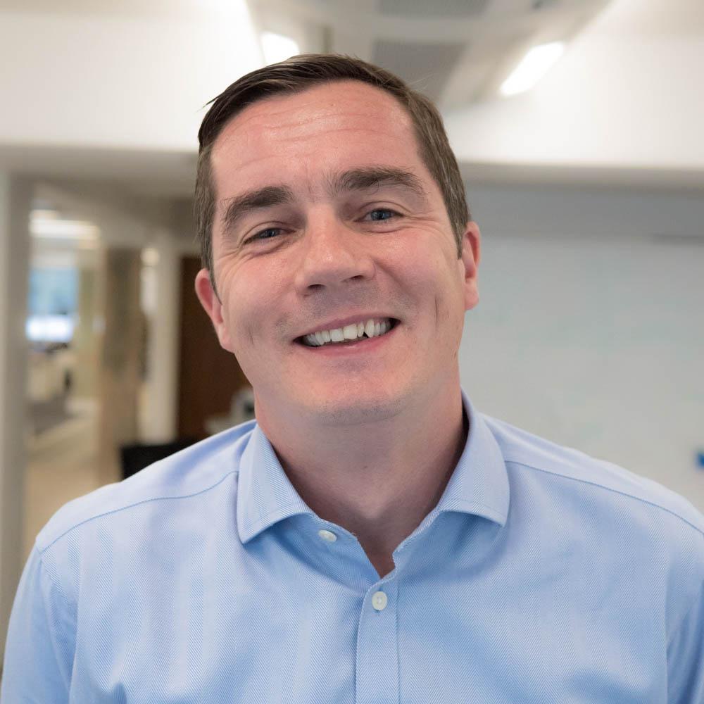 Steve Larkin, Director of Development Finance