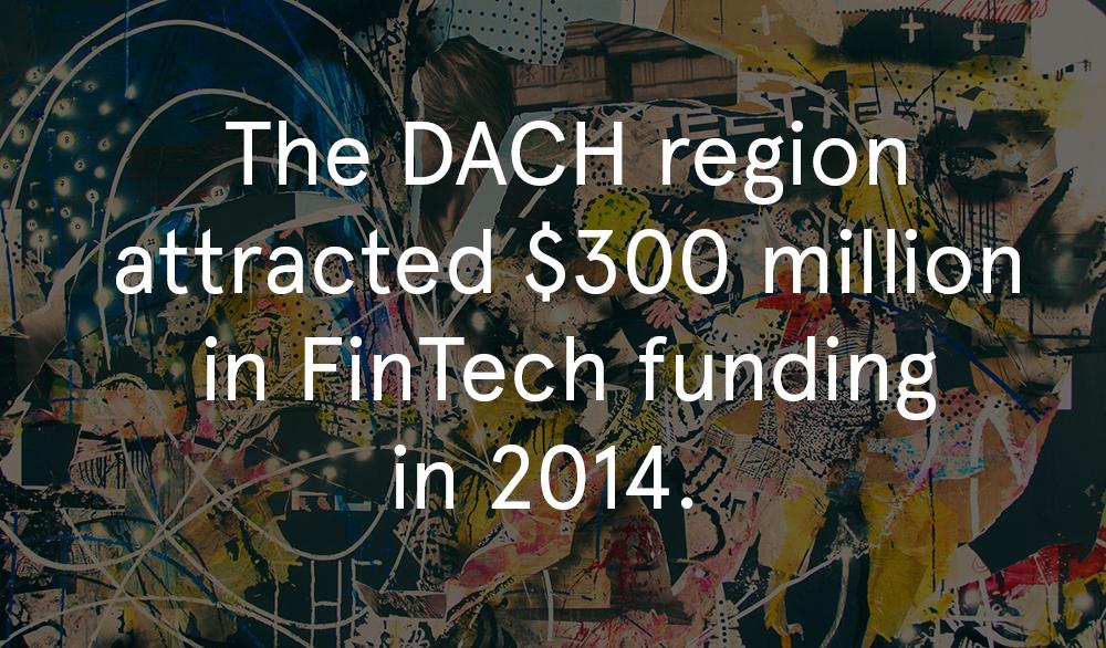 FinTech funding DACH