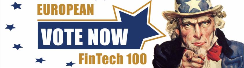European FinTech Awards Vote