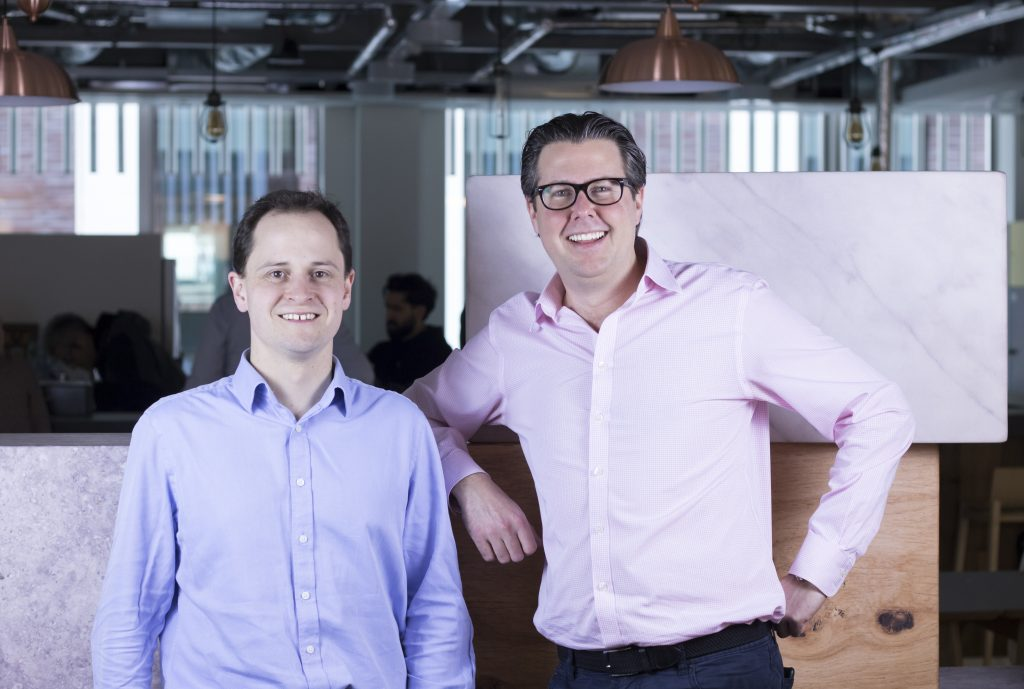 Christian and Ian LendInvest Co-Founders