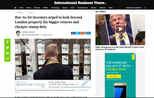 Buy to let index International Business Times