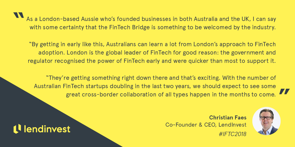 LendInvest responds to signing of the FinTech Bridge ...