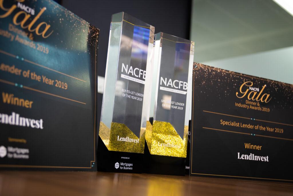 LendInvest awards